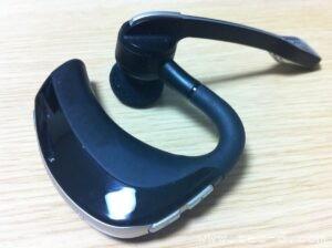 iPhone4 ヘッドセット
