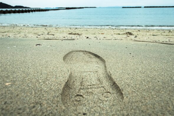 巨人の足跡